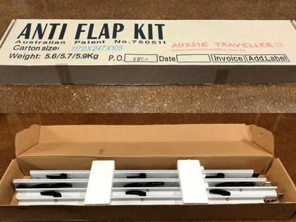 Aussie Traveller Anti Flap Kit (1)